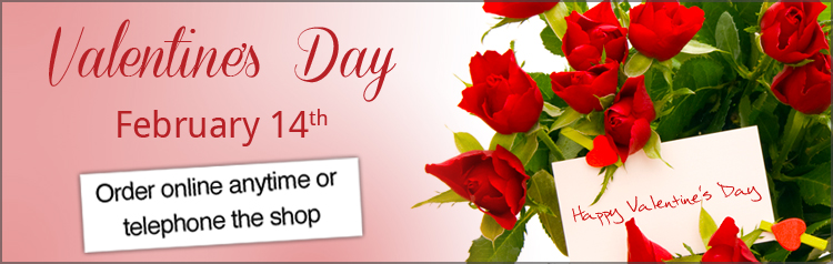 Valentine\'s Day Flowers Tavistock - Odds & Buds Florist
